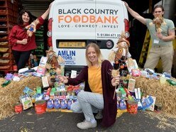 Black Country food bank in appeal for donations