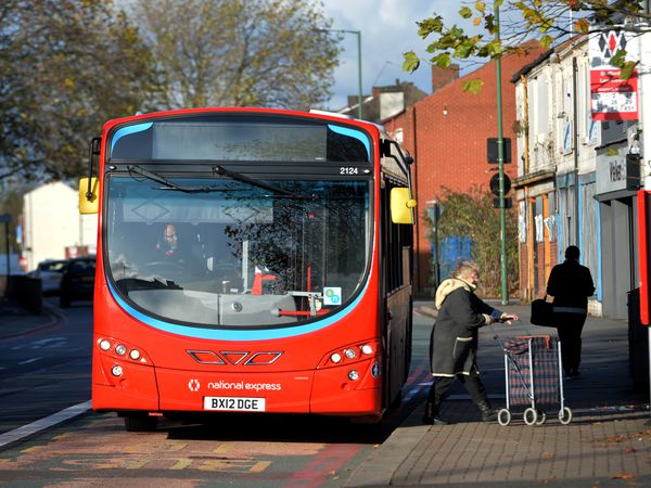 National Express has apologised to passengers