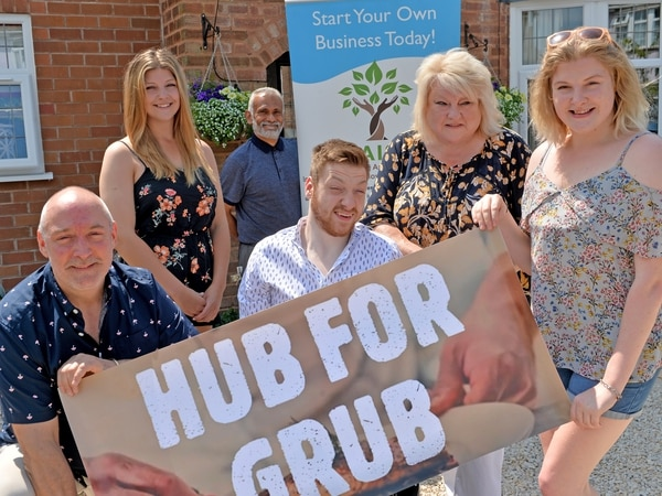 Wednesfield family team up to launch cafe to feed vulnerable people