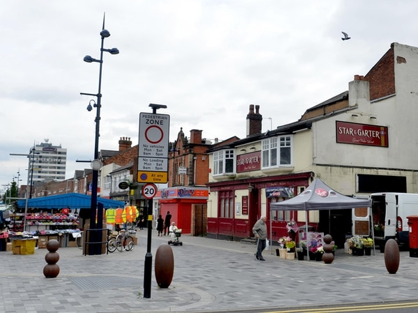 Major £75m boost for West Bromwich, Rowley Regis and Smethwick town centres