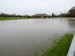 Clean-up begins at Stafford Cricket and Hockey Club after second flood