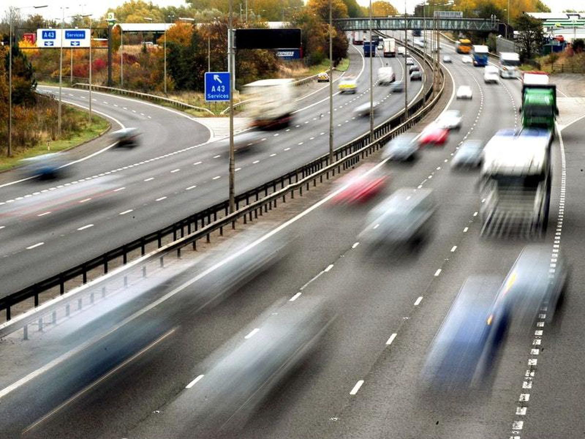 Brits spend more than two years of their lives behind the wheel