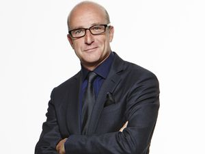 Hypnotist, writer and presenter Paul McKenna