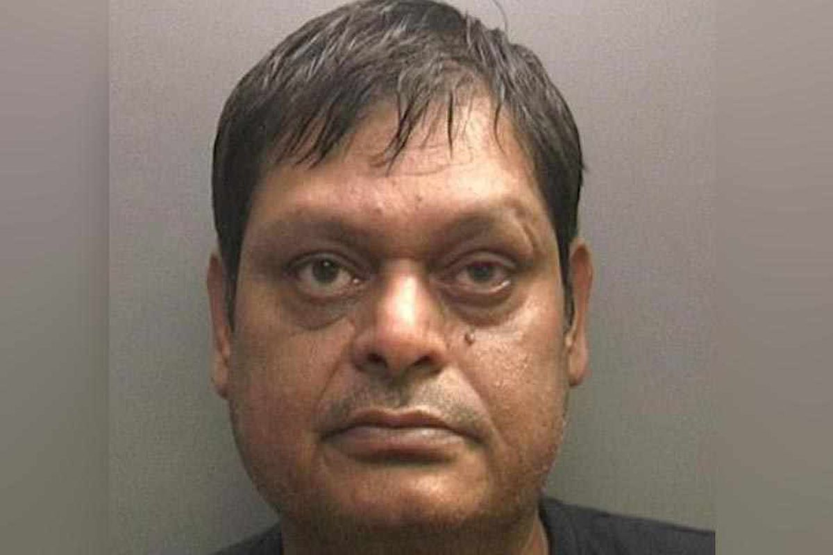 Wolverhampton father-of-three jailed for stabbing wife to death