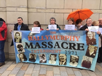 Former soldiers willing to help Ballymurphy Massacre inquest