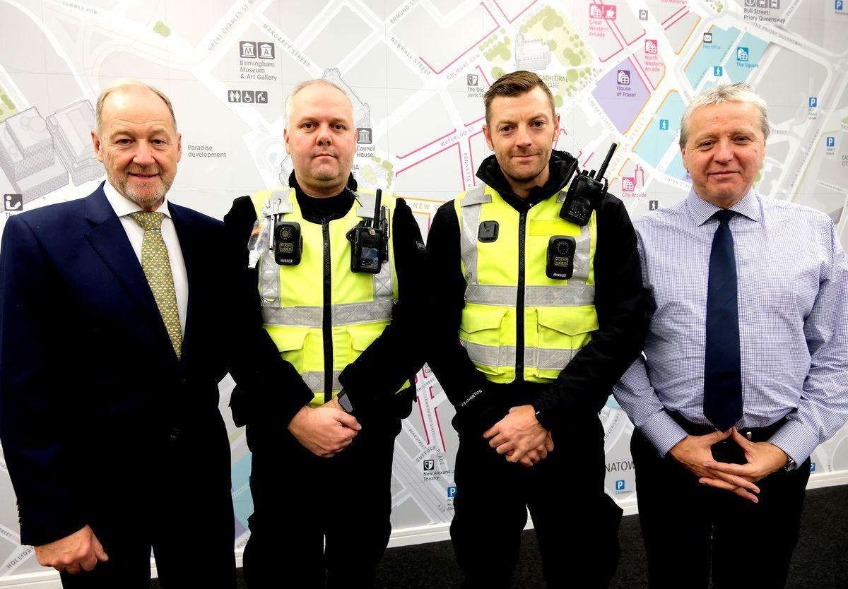 The City Safe team