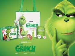 WIN: The Grinch merchandise package