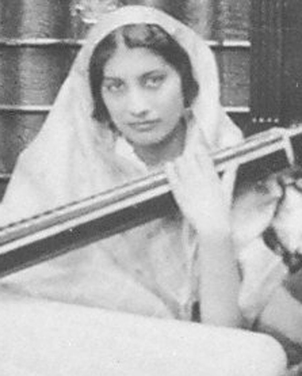 Noor Inayat Khan was awarded a posthumous George Cross for her work in the Second World War