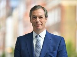 Nigel Farage: We'll back Boris Johnson for a clean-break Brexit