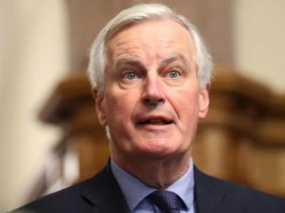 UK needs to set out path to 'orderly' Brexit, says Barnier