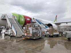 Wolves' owners Fosun fly 12 tons of medical supplies into Europe