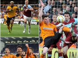 Wolves v Burnley: The last five meetings
