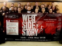 Aldridge Musical Comedy Society to present West Side Story at Cannock's Prince of Wales theatre