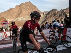Chris Froome among riders to be tested for coronavirus as UAE Tour cancelled
