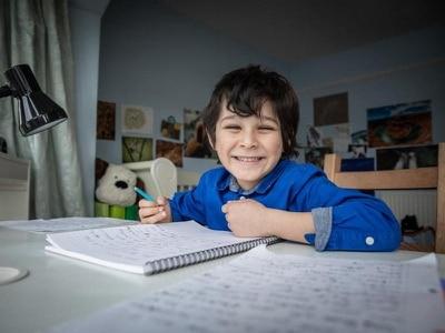 Pen pal friendship between London boy and Yemeni girl 'humbling', says charity