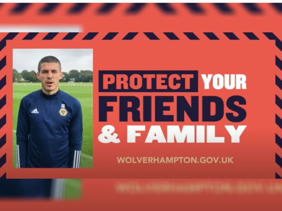 Conor Coady's message to fans