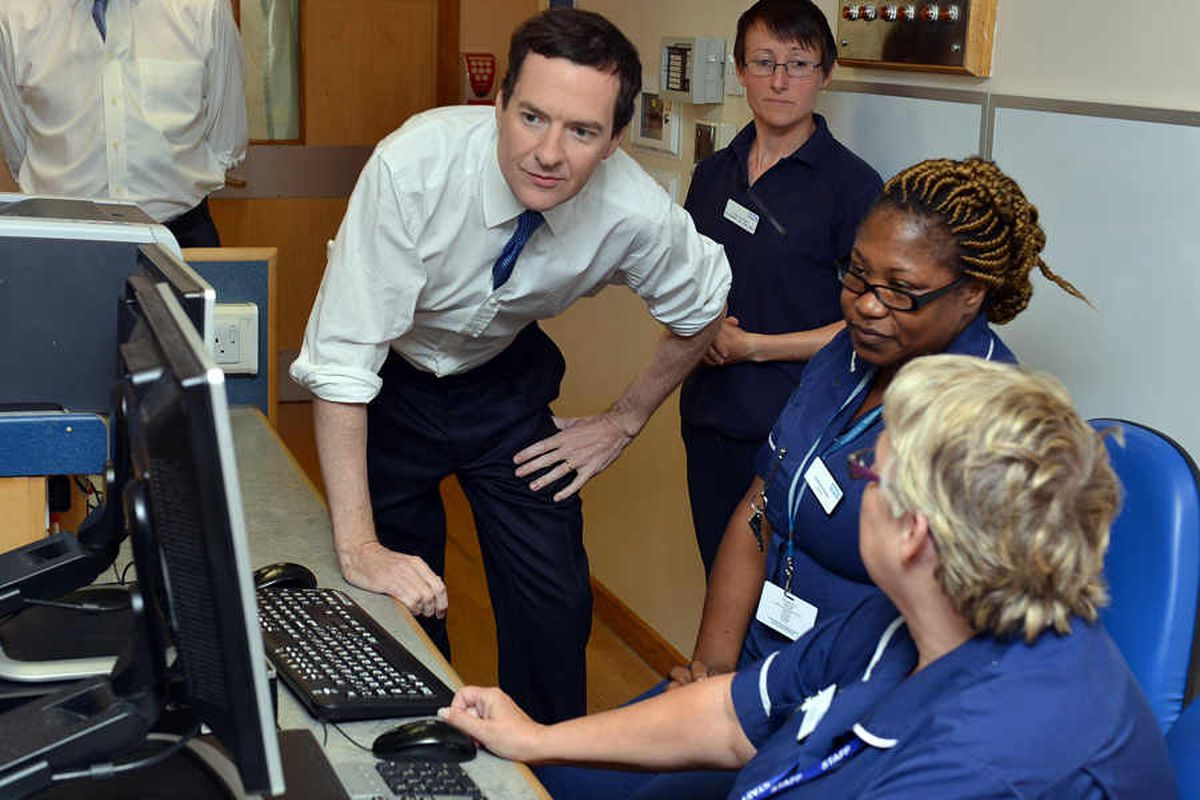 Smethwick super hospital on way at last as Chancellor George Osborne agrees to £353m scheme