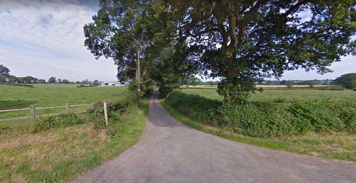 The entrance to Kempsage Lane. Photo: Google.