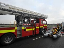 Thousands of shifts lost in Staffordshire Fire Service due to ill health