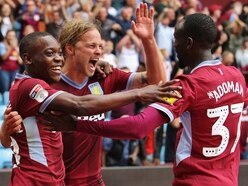 Aston Villa 3 Wigan 2 - Report and pictures