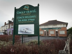 Customers left out of pocket after sudden closure of Stourbridge travel firm