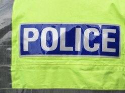 Appeal as brick thrown through car window in Burntwood
