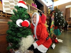 Church tree festival proves festive hit