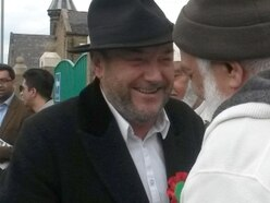 George Galloway heading back to the Black Country for show