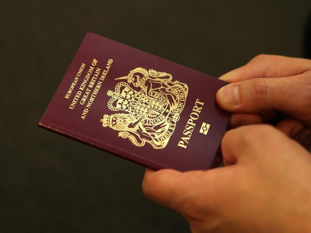 British manufacturer De La Rue appeals for passport contract
