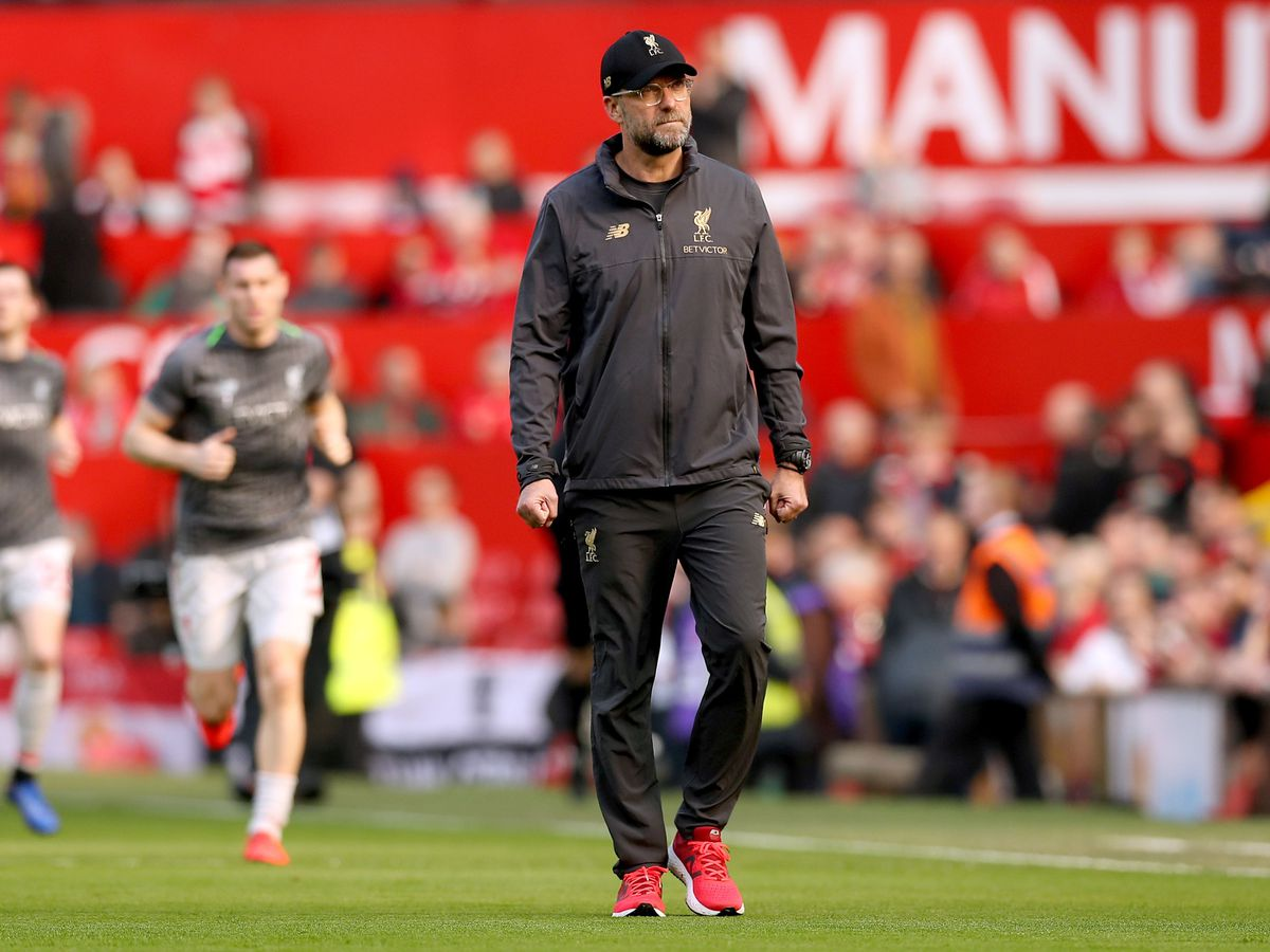 Liverpool vs Man United: Klopp names player to miss EPL clash