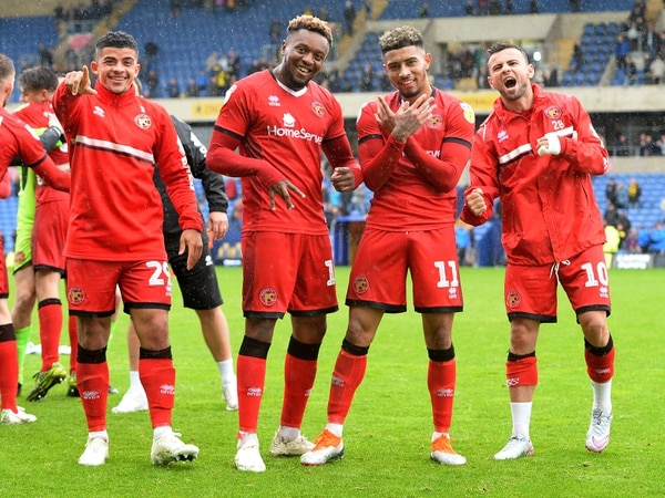 Oxford 1 Walsall 2 - Match highlights