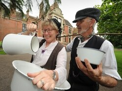 Visitors step into shoes of Victorians at Cradley Heath museum