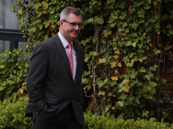 Democratic Unionist Party meet to ratify new leader