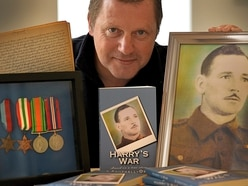 War book writer says 'my hero grandad was why I joined the military'