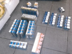 Wolverhampton shop where 20,000 illegal cigarettes seized could lose licence