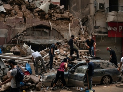 Aid to Lebanon will come with reforms, donors say