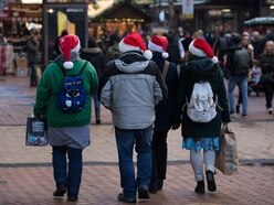 Quarter of small West Midlands shops could close if festive trading poor