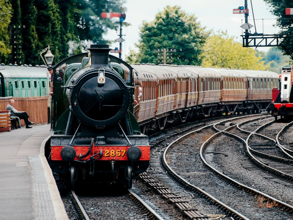 Coronavirus: Severn Valley Railway launches emergency appeal as future 'in jeopardy'