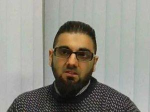 Usman Khan in March 2019