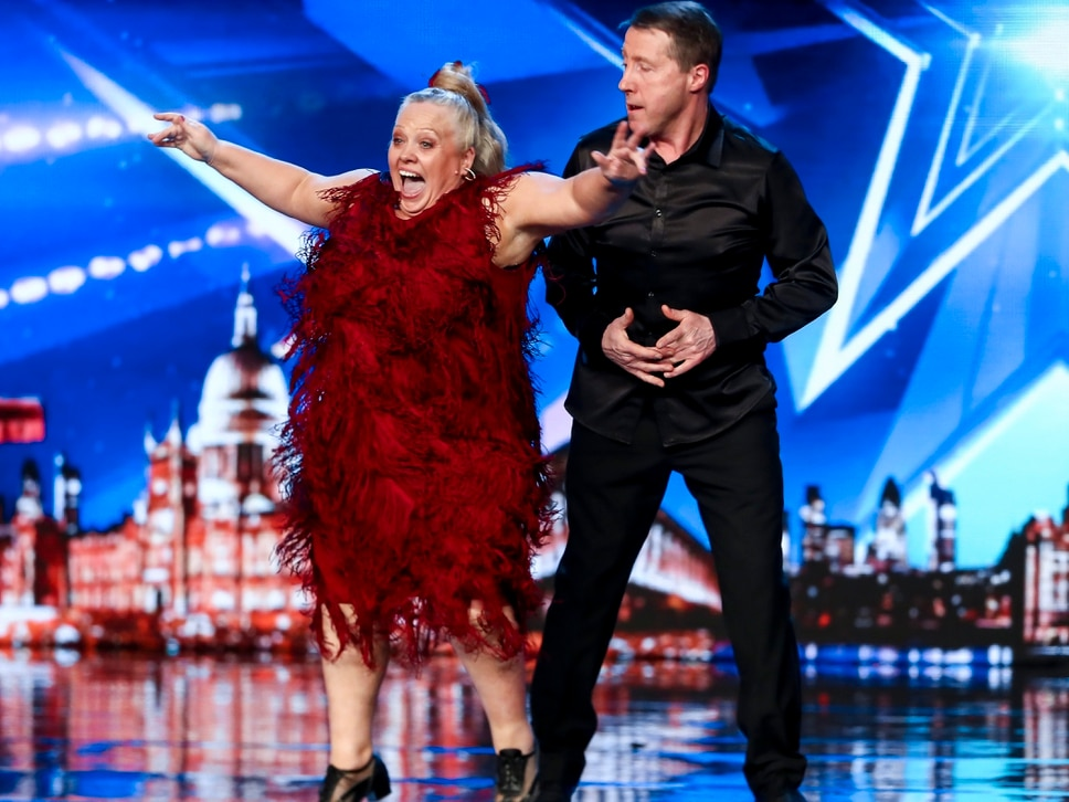 WATCH: Dancing grandparents from Wolverhampton wow Britain's Got Talent judges