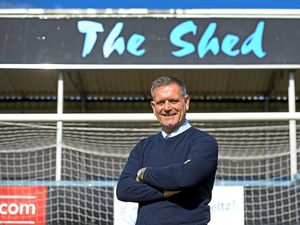 Interview with Halesowen Town FC owner Keith McKenna on the club's success in advance of their FA Trophy semi-final against Concord Rangers