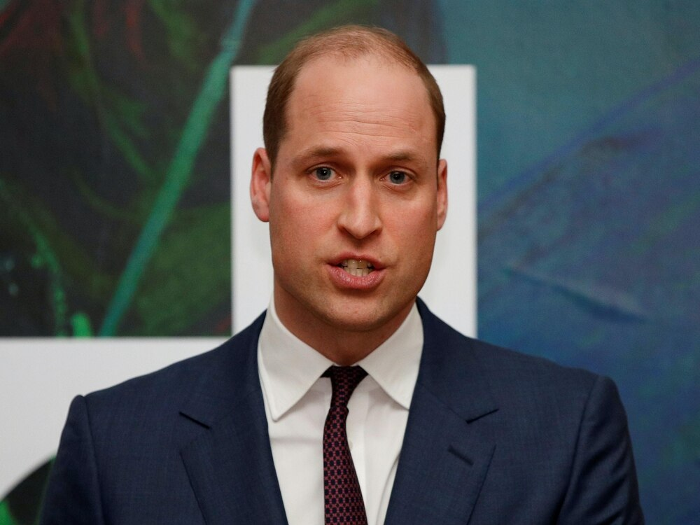 Prince William announces FA Cup Final name change