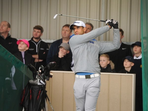 WATCH: Wolverhampton golfer Aaron Rai aces hole in one and wins luxury car