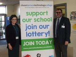 Chance to win cash as school launches lottery