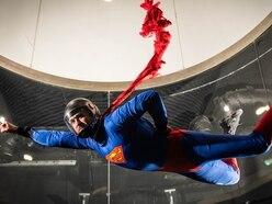 Is it a bird? Is it a plane?: Fly like a superhero at Birmingham's Bear Grylls Adventure