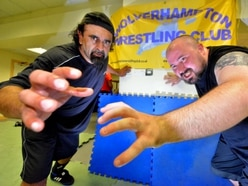 Wrestling work-out showcases the real heels at Wolverhampton club