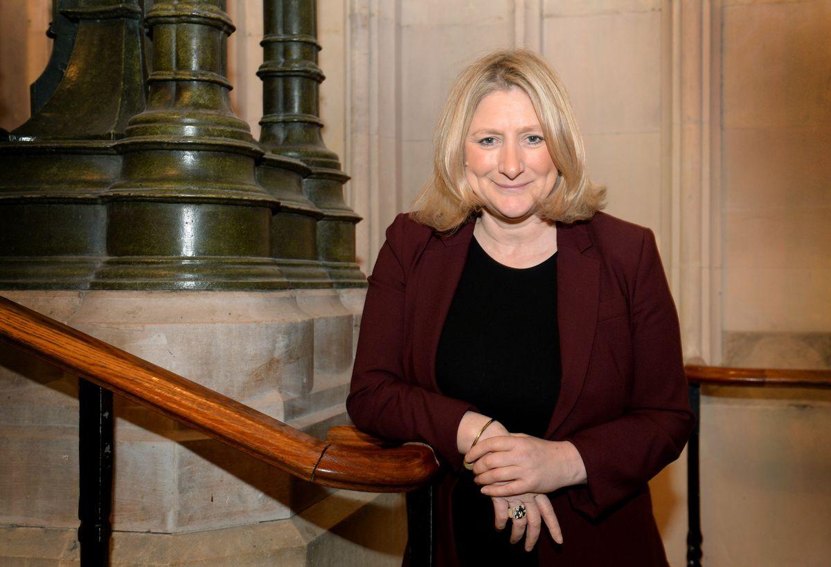 Stourbridge MP Suzanne Webb