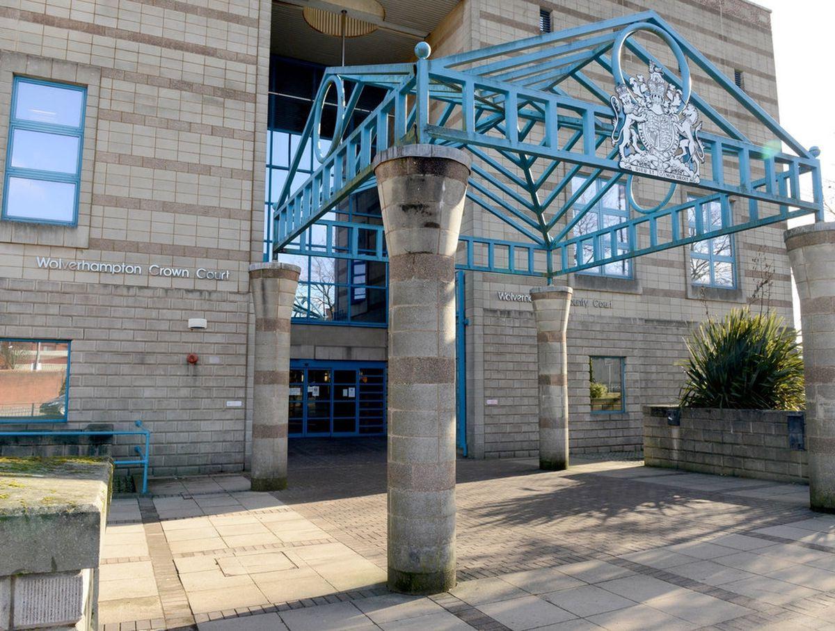 Wolverhampton Crown Court, where the case was heard