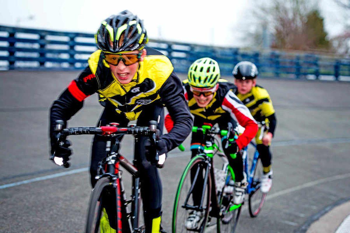 Wolverhampton Wheelers Cycling Club's wheels keep on turning