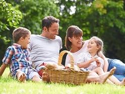 Family matters: Take it outside